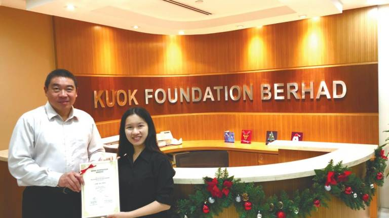 Biasiswa KUOK Foundation Scholarship